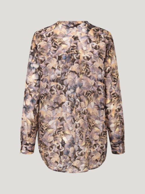 Miju Shirt in Brown