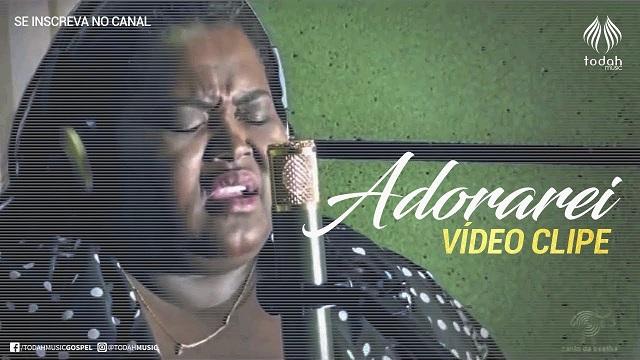 Adorarei - Fabiana Anastácio