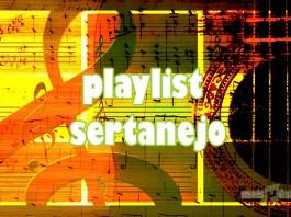 Playlist Sertanejo