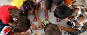 Oriente Médio: resgatando a infância