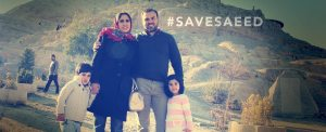Saeed Abedini: tempo de celebrar a liberdade