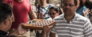 Oriente Médio: visitas que alegram o coração