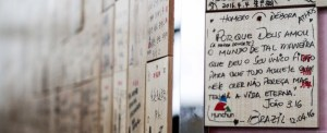 Oriente Médio: mensagens de amor e esperança na Ásia