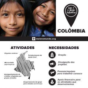 Colombia face certo