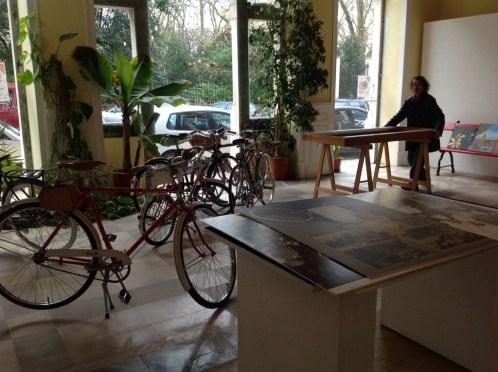 O Olhar da Bicicleta Exposição