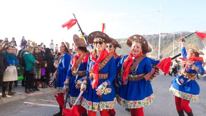 Pre Carnaval Nazaré 2014