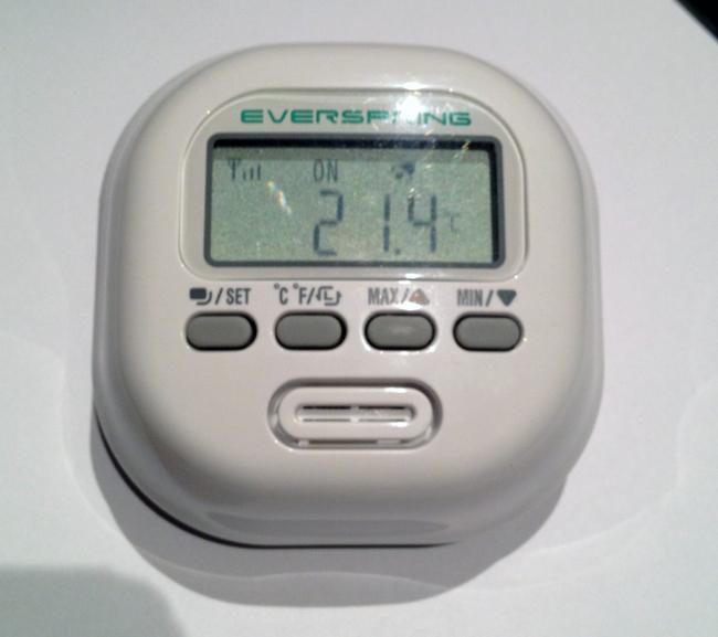 TEST : Everspring ST814, thermomètre, hygromètre et contrôleur !
