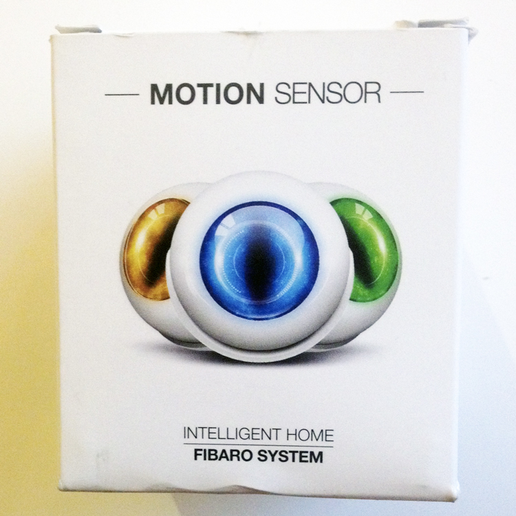 #TEST : FGMS 001, le détecteur de mouvement par Fibaro