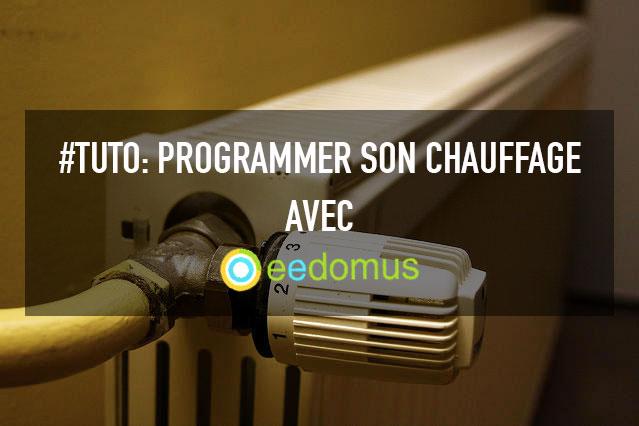 #TUTO : Parametrage du chauffage/clim avec Eedomus