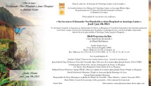 Invitation numérique Goethe-Institut