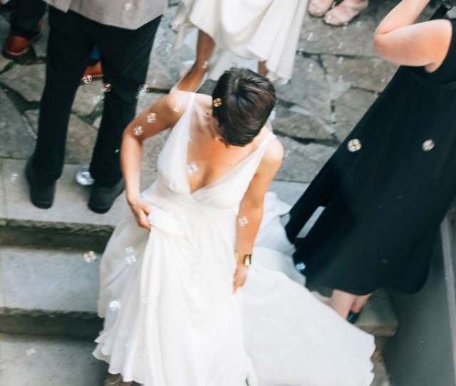 Brooklyn Brownstone As The Perfect Outdoor Wedding Venue