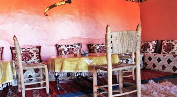 Belle Maison De Style Casbah Au Maroc