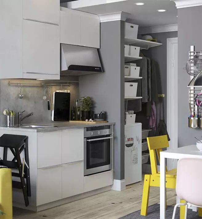 kitchenette ikea 12 modeles pratiques