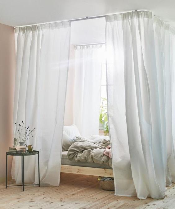Ciel De Lit 20 Modeles Deco Pour Une Belle Chambre