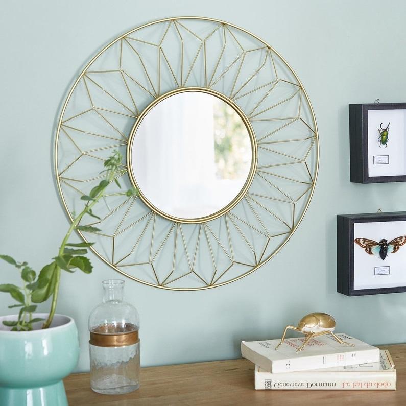 Miroir Soleil Les 17 Plus Beaux Modeles Pour Votre Deco