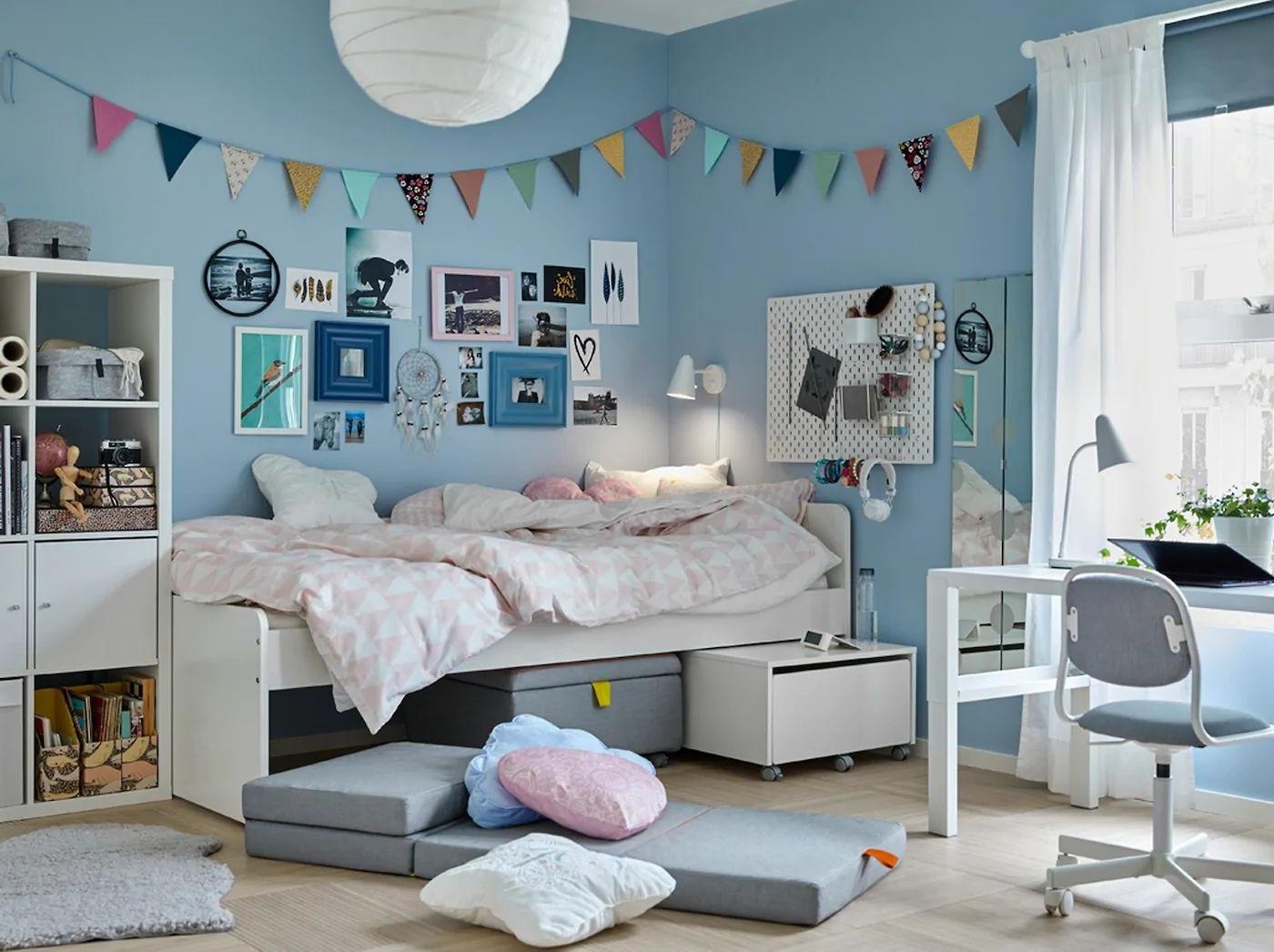 Chambre Ado Fille Ikea 12 Modeles Pour Vous Inspirer