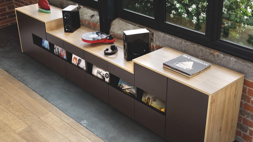 Rangement Vinyle 15 Meubles Malins Et Pratiques