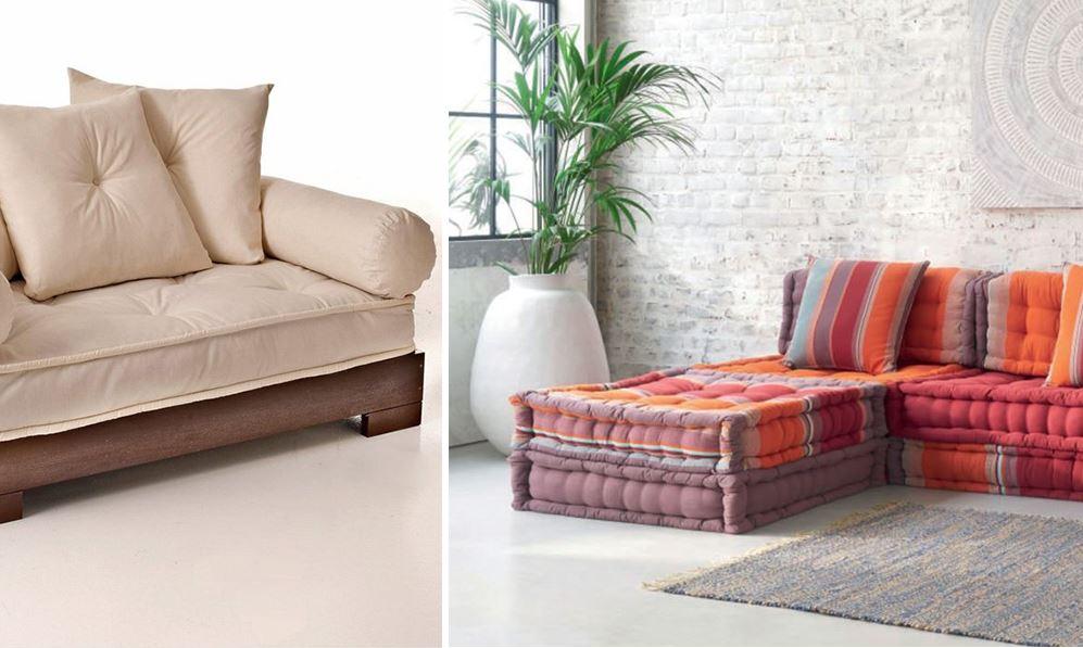 Canape Marocain 16 Modeles Pour Un Salon Oriental