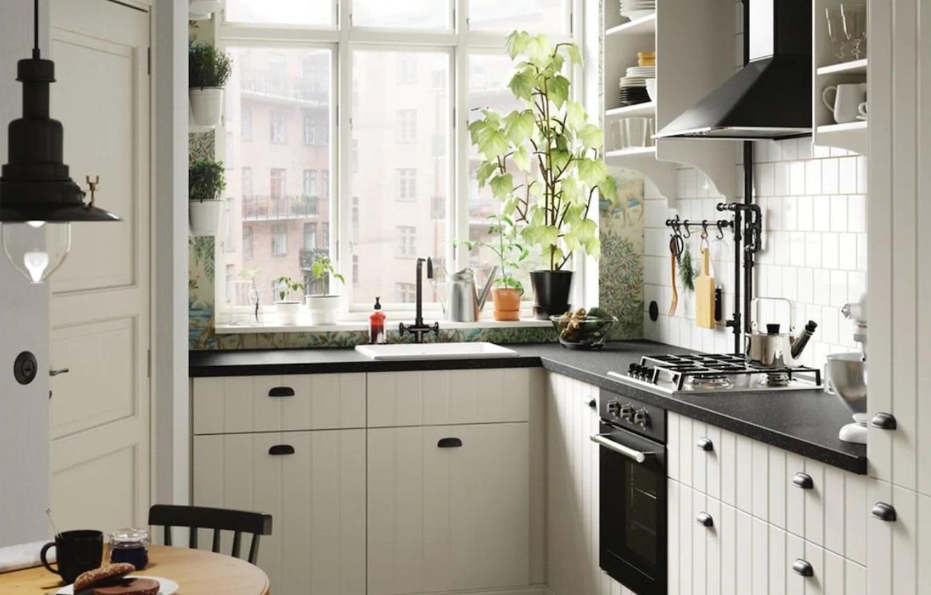 cuisine noire et blanche selection de