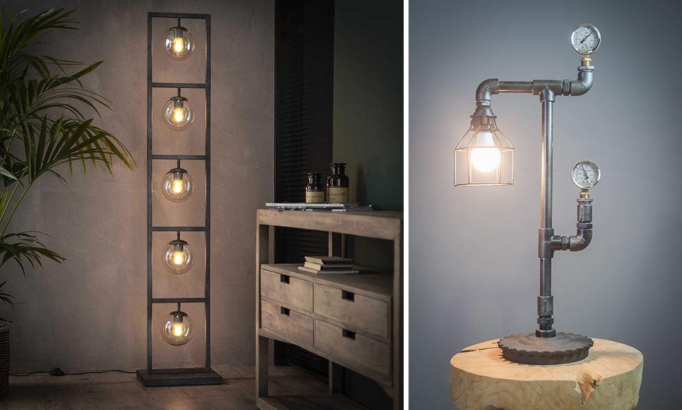 Lampe Industrielle 15 Modeles Factory Pour Vous Inspirer