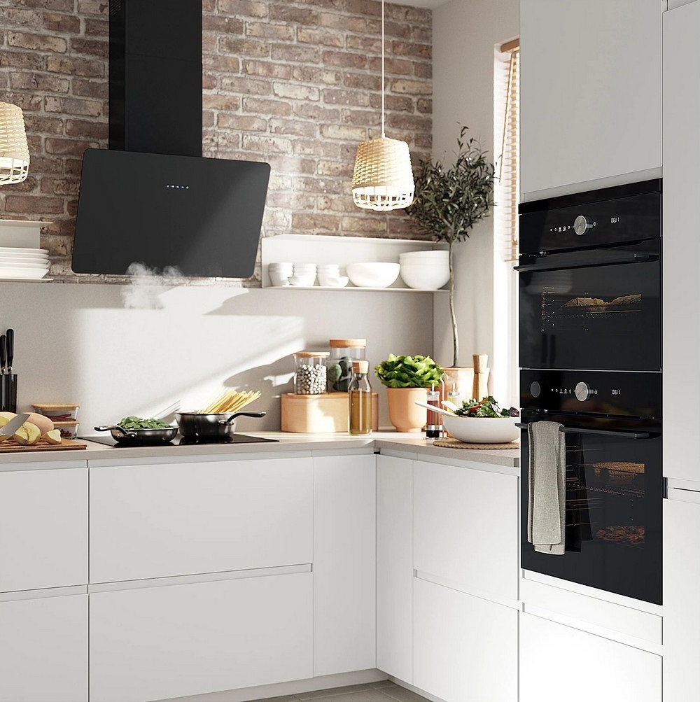 Hotte Design 15 Modeles Tendance Pour La Cuisine