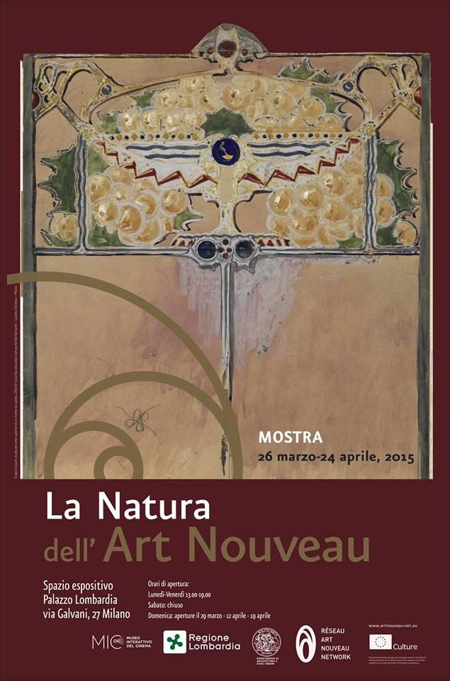 La Natura dell Art Nouveau