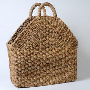 Hogla firewood basket