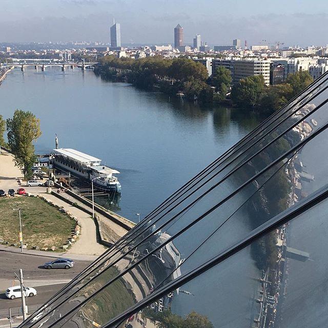 Musée des Confluences Lyon - reflections