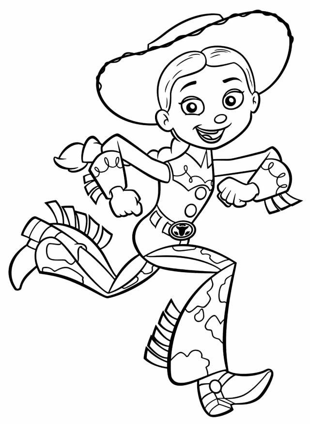 Coloriages de Toy Story à imprimer et colorier - Maison Bonte