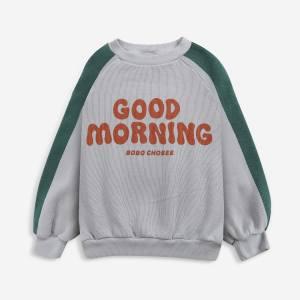 IMAGE SWEAT GOOD MORNING BOBO CHOSES