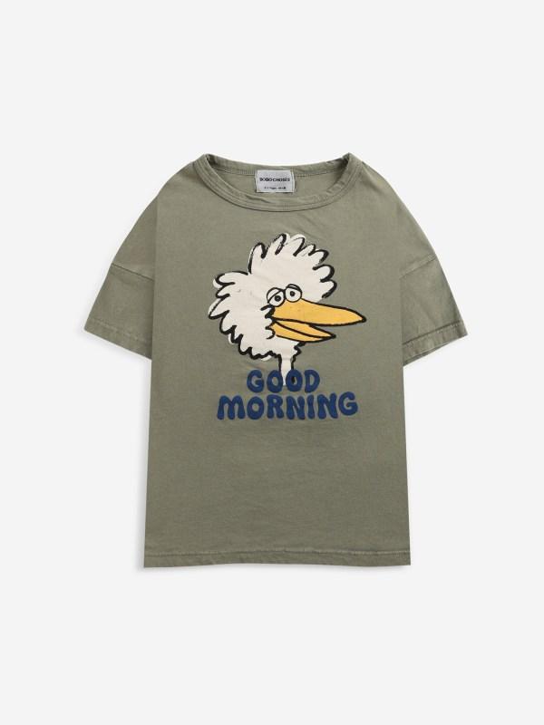 IMAGE T-SHIRT BIRD BOBO CHOSES