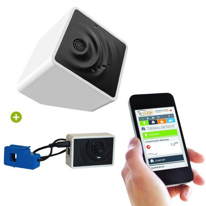 e-sylife Kit smart home : sécurise la maison, la rendre confortable tout en faisant une économie d'énergie