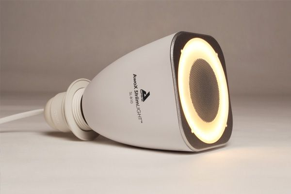 ampoule musicale Bluetooth Awox StriimLIGHT Color