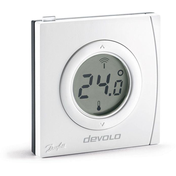 devolo Home Control 9517 thermostat d'ambiance connecté