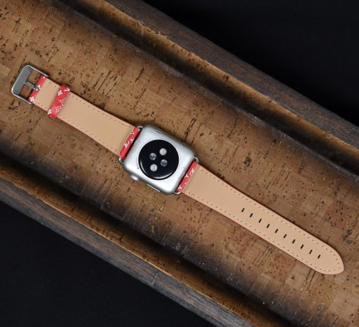 Louis Vuitton x Supreme Apple Watch Band