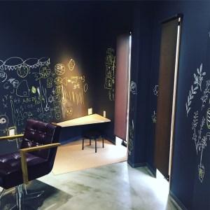 美容室メゾンドクロエのキッズスペース付き個室