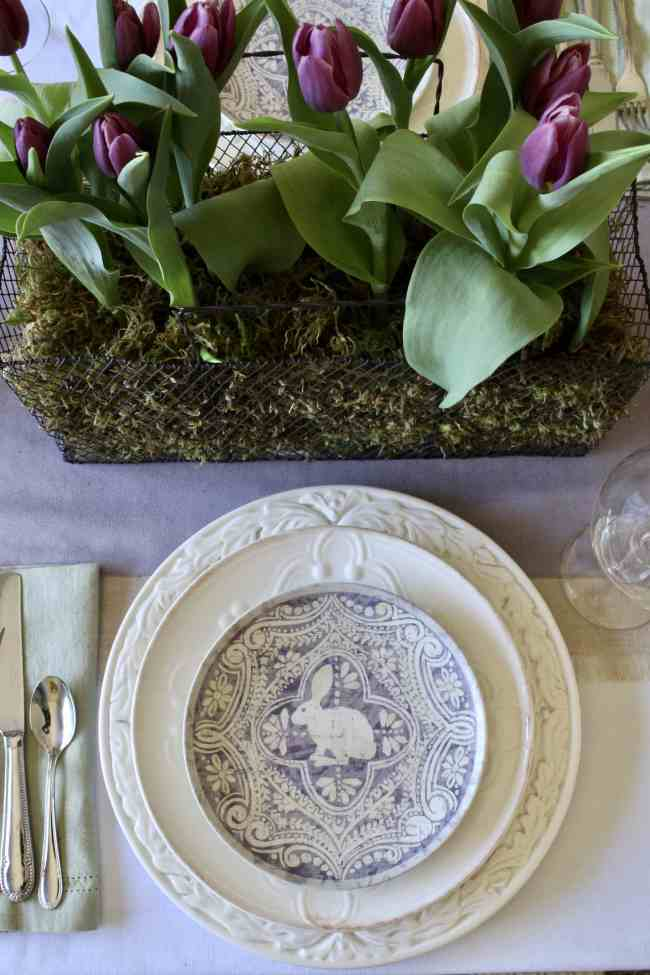 pottery-barn-bunny-plate-easter-table