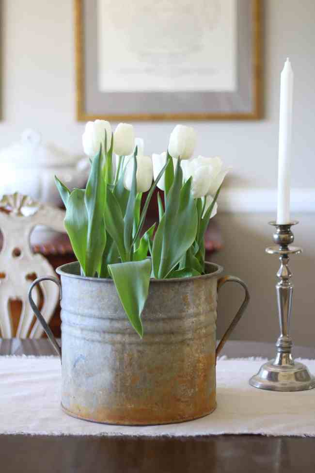 tulips-decorating-flowers-vintage-bucket