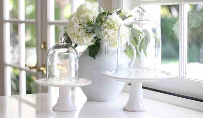 Floral Blog Hop – How to Decorate with Flowers