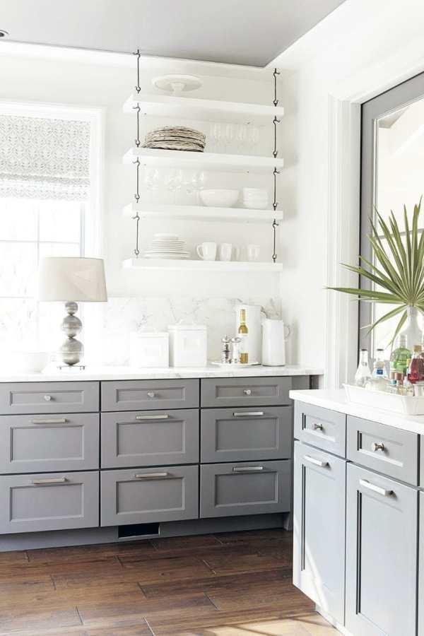 grey-and-white-kitchen-floating-shelves-suzanne-kasler