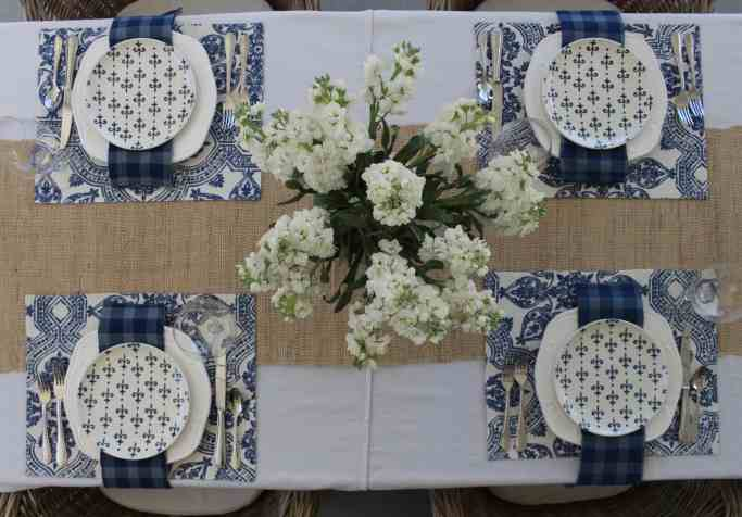 simple-summer-blue-and-white-tablescape-13