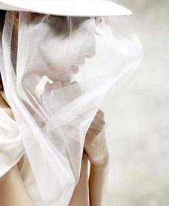 1-Mariée voile