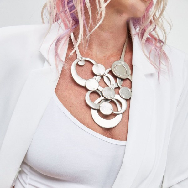 collar Olivia Trenzado de Maison Domecq