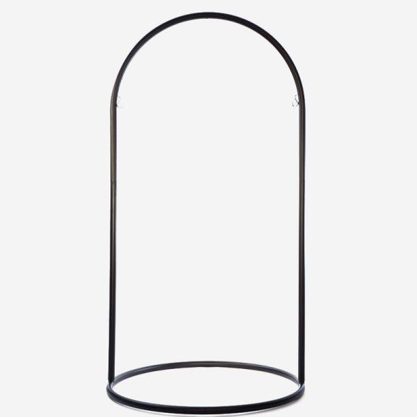 support arche en metal pour chaise hamac