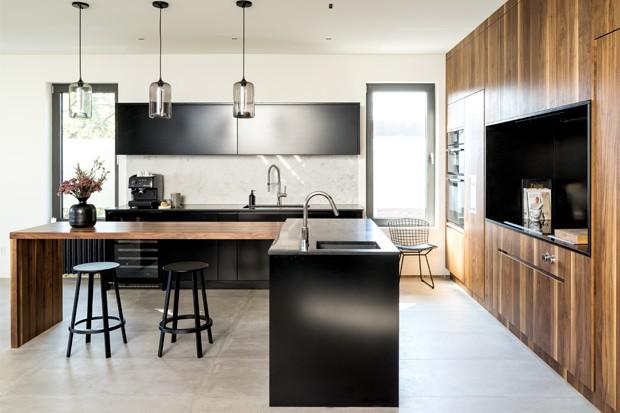 Design Une Cuisine Moderne Montral Maison Et Demeure