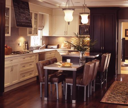 Photos Cuisines De Style Bistro Maison Et Demeure