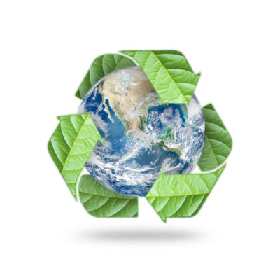 Save world environmental, earth day, energy saving protection awareness campaign, CSR concept: Elements of this image furnished by NASA