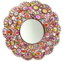 wie in 1001 Nacht: Orientalischer Spiegel ca. 25€