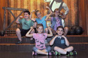Enfants forts - Maison Louis-Cyr