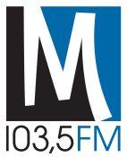Radio M103,5 FM logo
